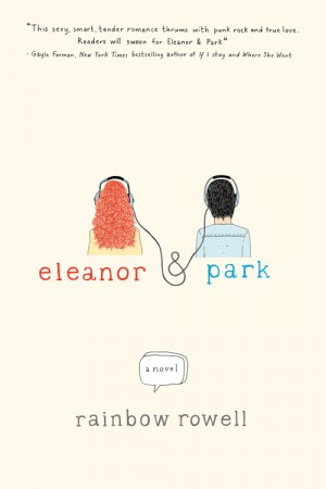 Cover of book Eleanor and Park by Rainbow Rowell