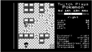 Twitch Plays Pokemon screen capture