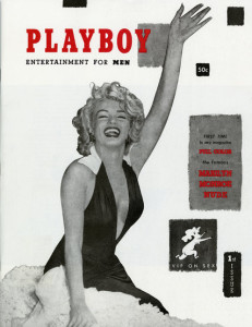 First issue of Playboy